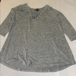 Lane Bryant 3/4 sleeve sweater